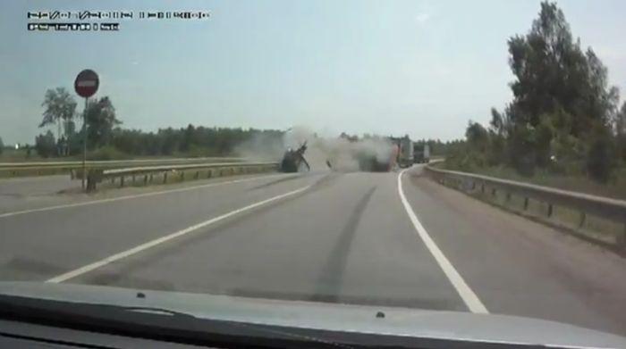 Авария дня часть 666 (фото+видео)
