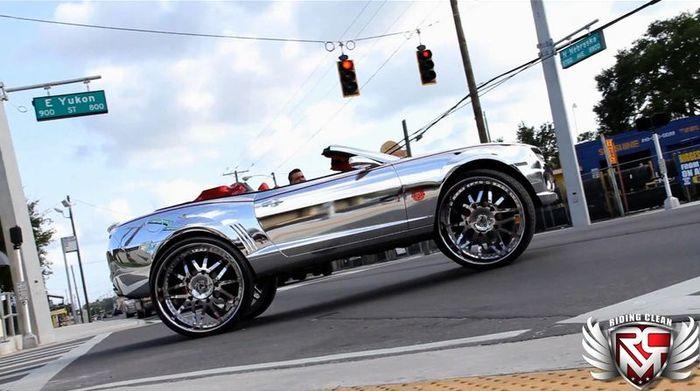 King Camaro - смелый проект с эксклюзивным видом (15 фото+видео)
