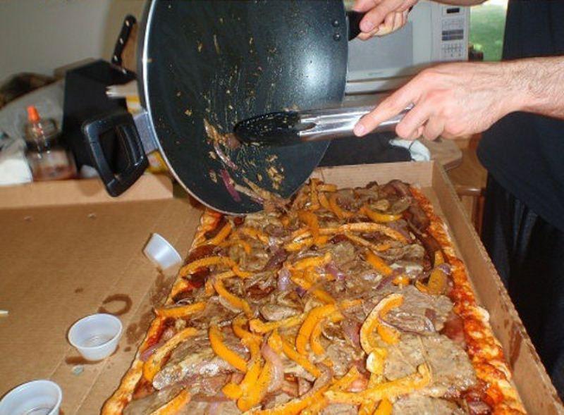 Чисто мужской пирог (15 фото)