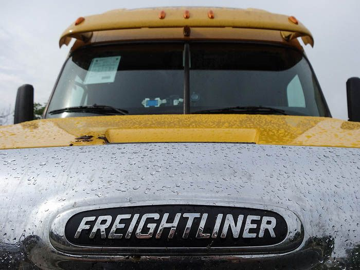 авто, freighliner, cascadia, грузовик