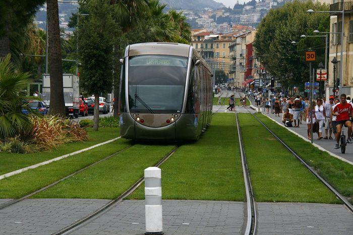авто, трамвай, трамваи, европа