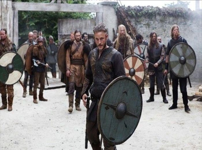 викинги, мораль, поведение