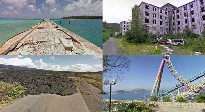 авто, google street view, google