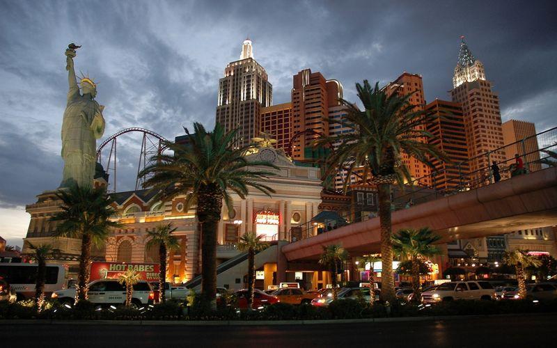 Нескучные развлечения Лас-Вегаса: казино, шоу