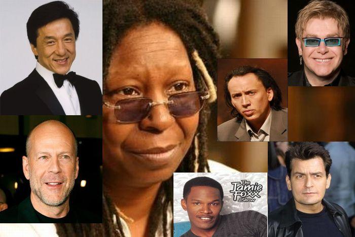 знаменитости, звезда, актер, певец