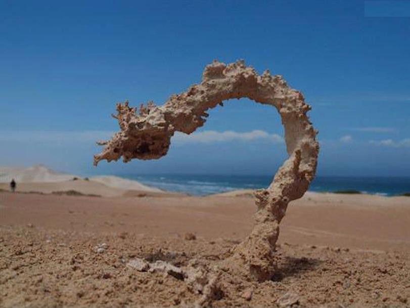Картинки по запросу В песок ударила молния