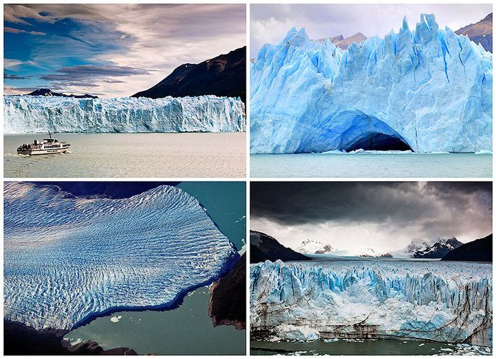 ледник, интересно, перито морено, природа,