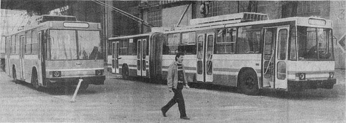 авто, троллейбусы, юмз, троллейбус,