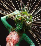 Международный фестиваль боди-арта (24 фото)