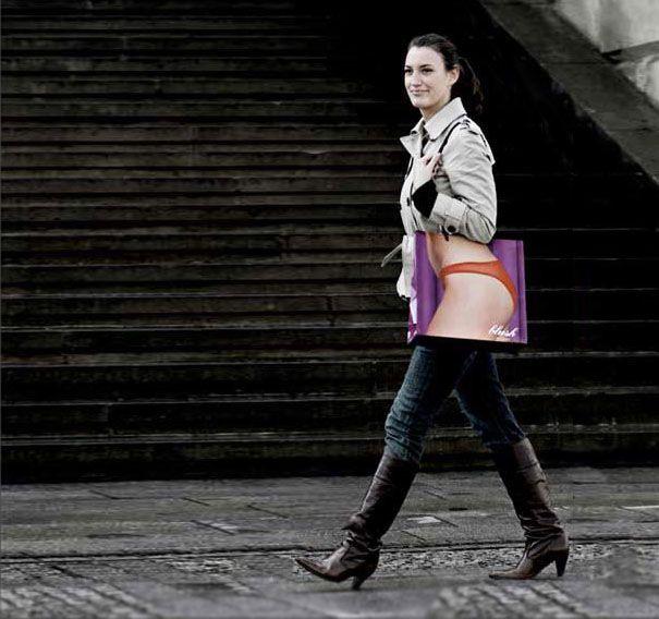 Новые фото пакет, попа, рисунок, сумка