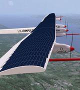Solar Impulse завершил беспосадочный перелет через США