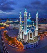 В Казани стартовала Универсиада. Красивые панорамы города с высоты птичьего полета