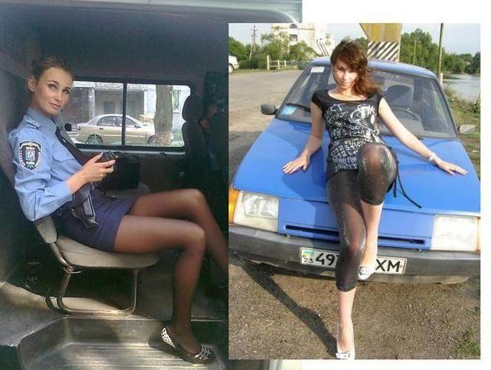 Фото голых девушек из милиции 7