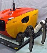 Подводный робот-краб