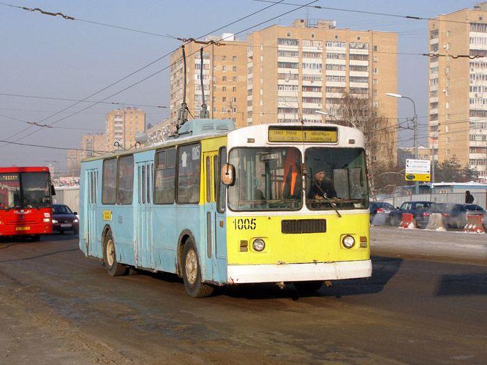авто, транспорт, троллейбусы, троллейбус