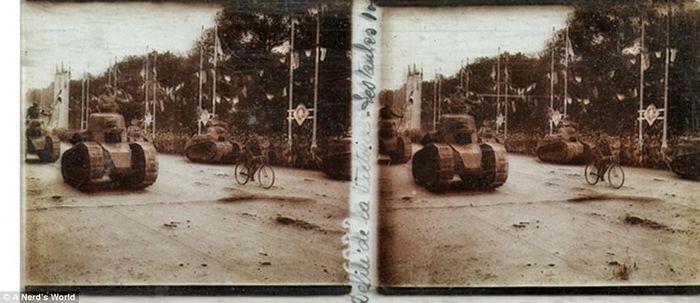 мировая война, война, стерео фотографии