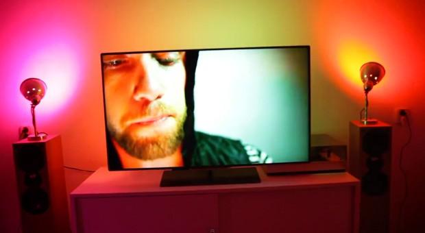 Elevation TV - динамическое освещение от Philips