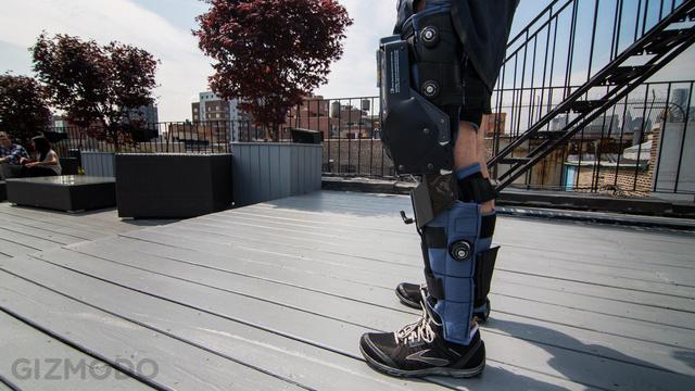 AlterG Bionic Leg - бионическая нога