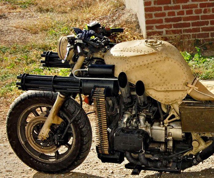 авто, мотоцикл, зомби, апокалипсис