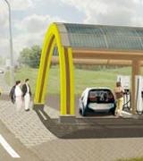 Каждый голландец будет жить в 50 км от зарядной станции