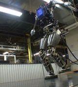 Робот с хорошей координацией движений