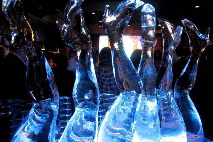 Esculturas de Hielo 10
