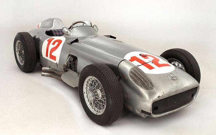 авто, mercedes w196, самый дорогой авто,