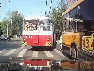 Гонки общественного транспорта