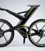 CERV - концепт велосипеда без рулевой вилки и цепи