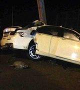 Ужасная авария в Таганроге (18+)
