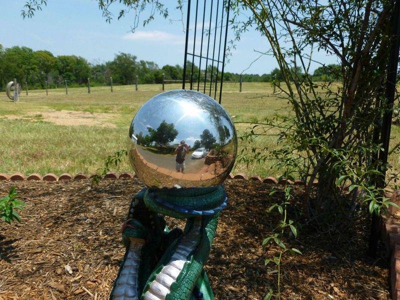 Фотоподборка змея, отражение, шарик
