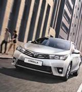 Новая Toyota Corolla выходит на российский рынок