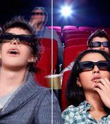 Совмещение 2D и 3D-видео в одном потоке