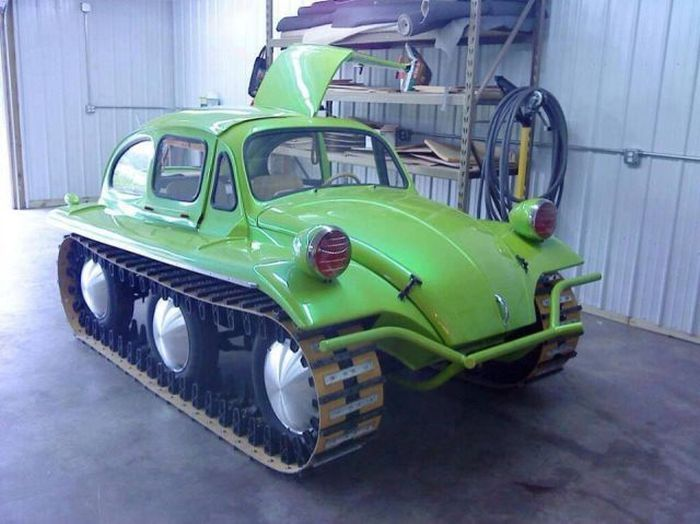 Смешные картинки гусеница, жук, самодельная машина