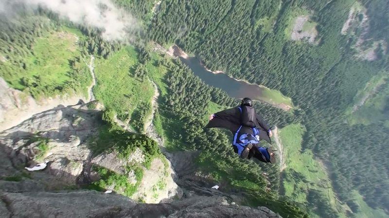 Фотоприкол фото вид сверху, красота природы, круто, прыжок со скалы