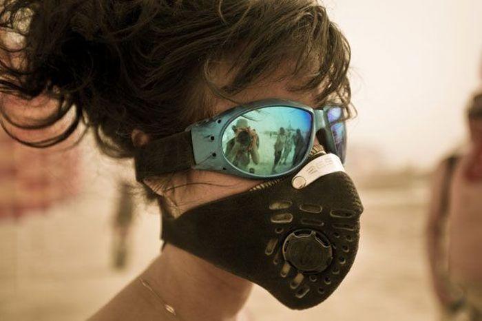 Участницы фестиваля Burning Man (24 фото)