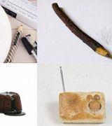 Необычные съедобные предметы