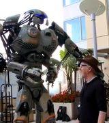 Трехметровый робот-гуманоид