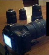 Как сделать микроскоп из фотоаппарата