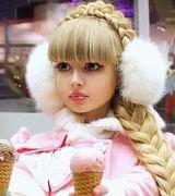Русская Барби из Москвы