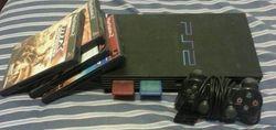 Купленный на распродаже PS2