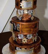 Новая подборка офигенных тортов (30 фото)