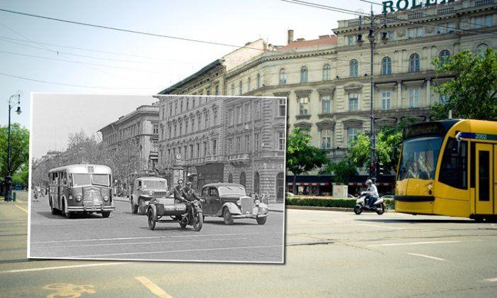 будапешт, прошлое, настоящее