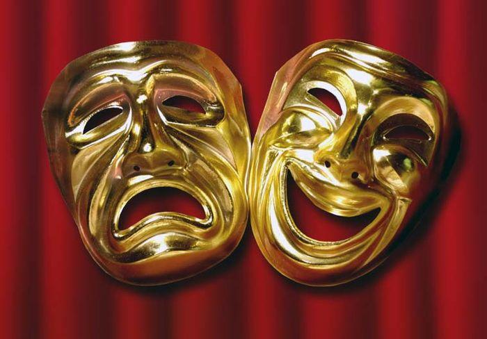 театр, актер, выступление, сцена