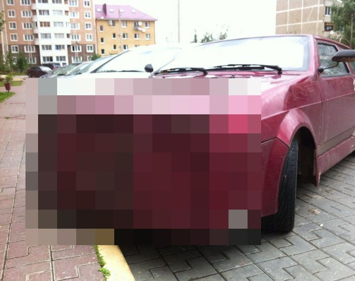 авто, тюнинг, ваз 2108