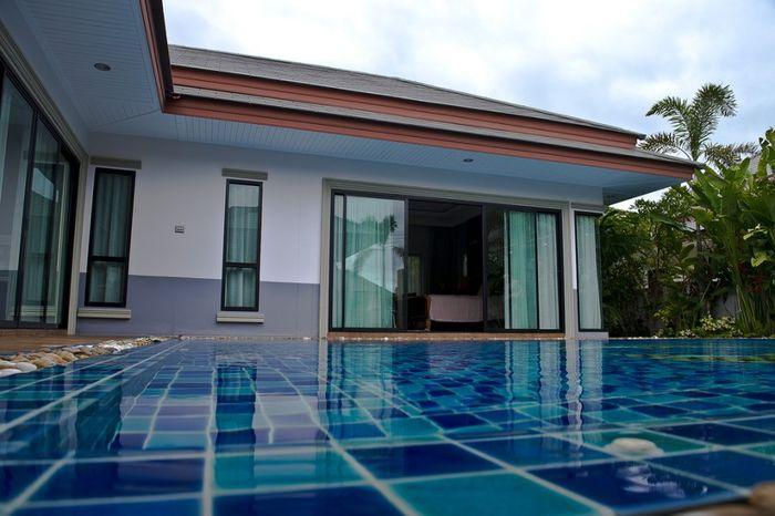 паттайя, тайланд, вилла с бассейном,  недвижимость