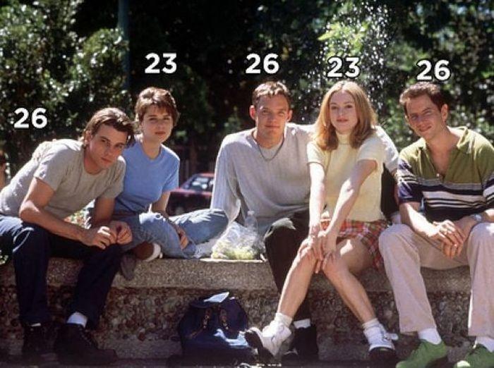 актер, школьник, возраст