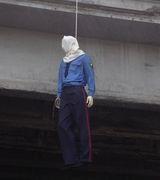 В Киеве неизвестные повесили гаишника