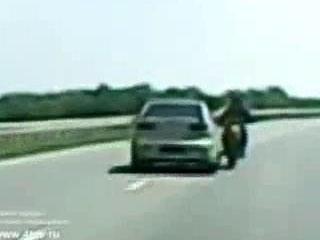 Отморозь на дорогах
