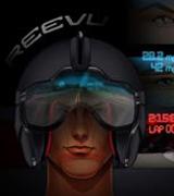 Шлемы Reevu получат проекцию информации на забрало